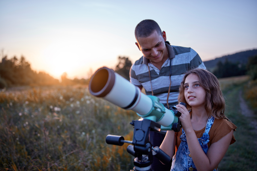 Schoolreis Activiteit Sterren Kijken | Schoolreizen Omnitravel