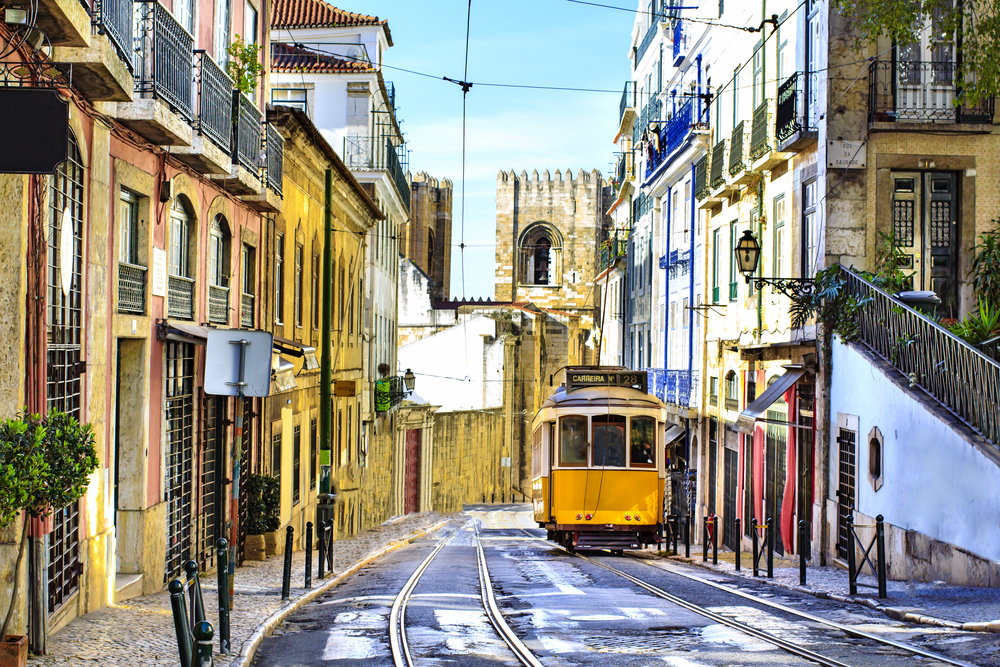Schoolreis Lissabon | Schoolreizen Omnitravel