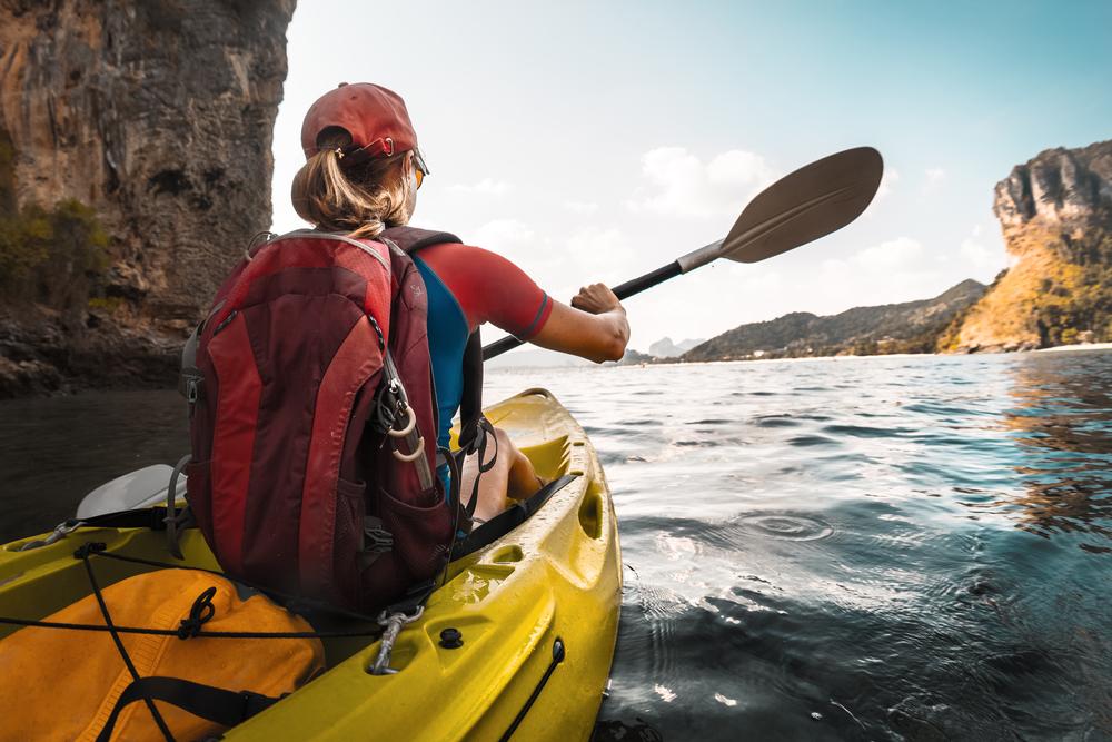 Schoolreis Activiteit Kayak | Schoolreizen Omnitravel