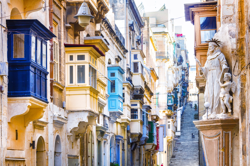 Schoolreis Malta | Schoolreizen Omnitravel