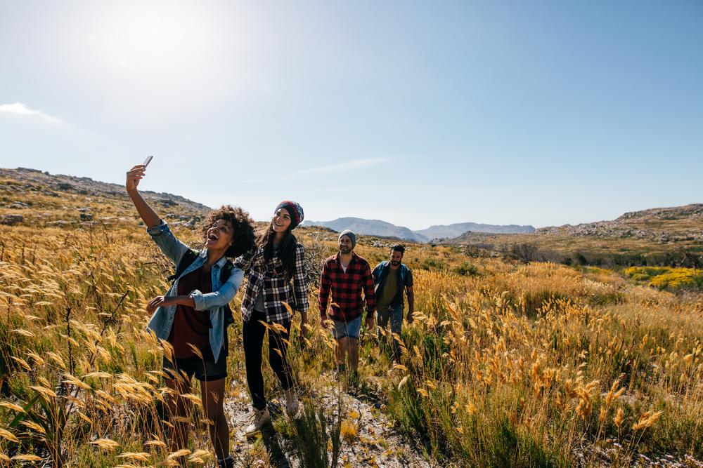Schoolreis Activiteit Trekking | Schoolreizen Omnitravel